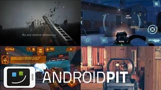 Die besten Ego-Shooter für Android