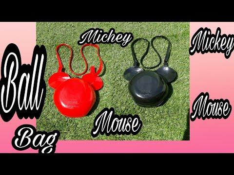 Melissa Ball Bag + Disney