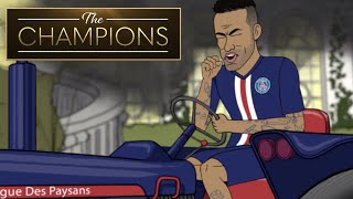 The Champions Extra: The Best of Neymar