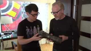 Adam Savage Incognito at Comic-Con 2012