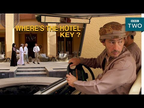 What happens when you forget the hotel key? - Amazing Hotels: Life Beyond the Lobby - BBC One