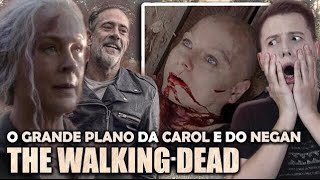 A VINGANÇA DA CAROL E DO NEGAN EM THE WALKING DEAD - 10ª Temporada (A Morte da Alpha)