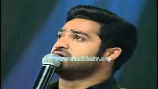 Jr. NTR Emotionally Says about His Fans at Temper Audio Launch