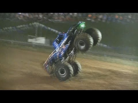 Monster Trucks Fishersville VA 2017 Friday