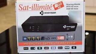 """Video TOUT SUR """"SAT ILLIMITÉ ECHOVISION TASSILI""""  ET COMPARAISON AVEC SAT ILLIMITÉ F300 HYPER download MP3, 3GP, MP4, WEBM, AVI, FLV Agustus 2018"""