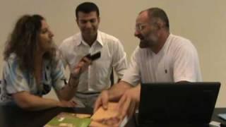 Ο Ιβάν Τζουχά στην Κομοτηνή. Иван Джуха в Комотини.(Παρουσίαση του έργου «Ελληνικό Μαρτυρολόγιο» στην Κομοτηνή. Ο Ιβάν Τζουχά δίνει συνέντευξη στην ΕΡΑ Κομοτη..., 2009-06-26T07:44:36.000Z)