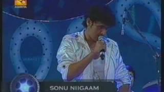 Sonu Nigam Live (Mere Hath Mein)