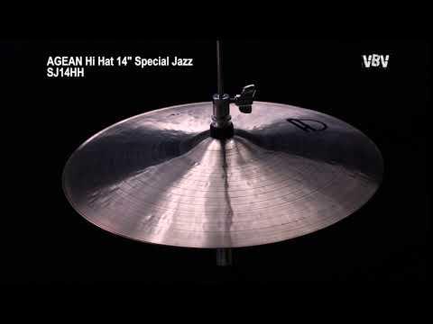 "14"" Hi Hat Special Jazz video"