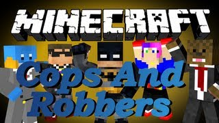 Minecraft Cops And Robbers Minigame #14