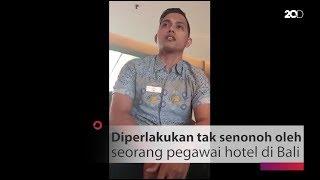 Download Video Beredar Video Pegawai Hotel di Bali Lecehkan Bule MP3 3GP MP4