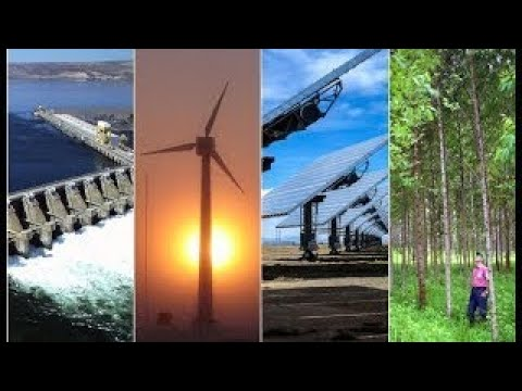 Renewable Energy: Earth, Air, Fire, Water vesves Imagination (Limitless Resources)