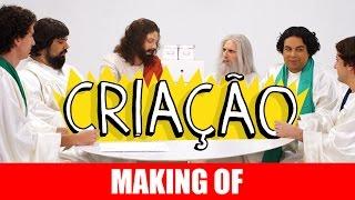 Vídeo - Making Of – Criação