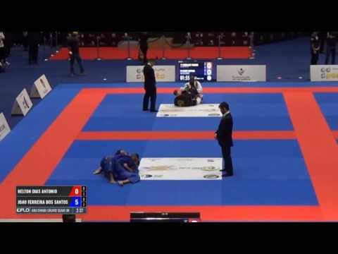 Helton Dias Antonio Vs Joao Márcio Dos Santos Abu Dhabi Grand Slam Uk