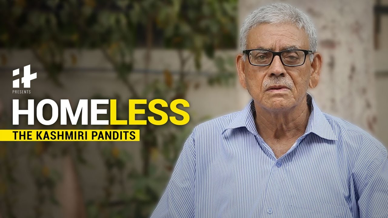 Indiatimes | Homeless: The Kashmiri Pandits | The Most Shameful Episodes In Indian History