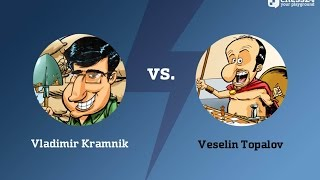 Kramnik - Topalov, ECC 2015: The biggest grudge match in chess!