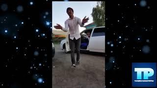 🔥Молодой цыган бодро танцует около машины
