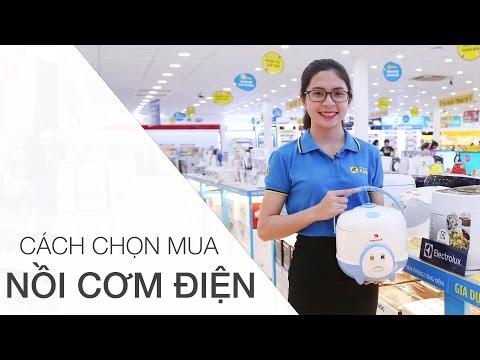 Cách chọn mua nồi cơm điện   Điện máy XANH