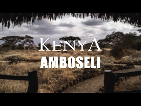 KENYA 2017 - Amboseli National Park