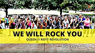 """We Will Rock You"" 