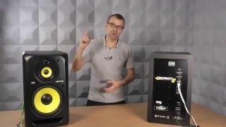 KRK Rokit 10-3 G3 Talkthrough Video