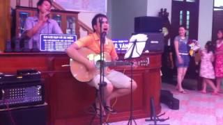 [Guitar] ĐÔI CHÂN TRẦN (Y-Moan) - Đệm Hát Guitar Tú Hoàng ★
