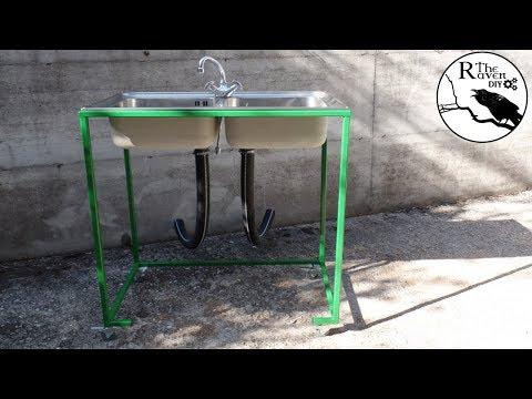 DIY: Portable Sink