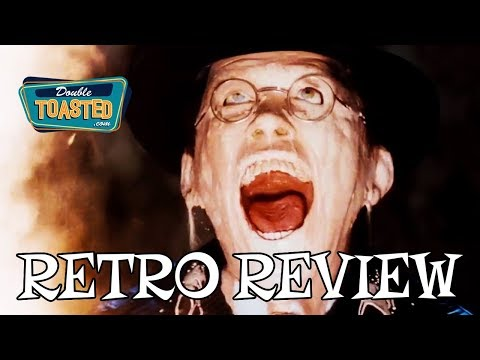 RAIDERS OF THE LOST ARK - RETRO MOVIE REVIEW HIGHLIGHT - Double Toasted
