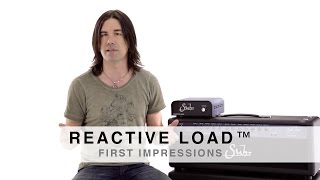 SUHR REACTIVE LOAD™ FIRST IMPRESSIONS - BY PETE THORN