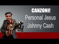 PERSONAL JESUS - JOHNNY CASH/DEPECHE MODE - TUTORIAL CHITARRA LEZIONE