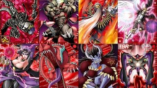 The Seven Demon Lords - Digimon Trivia