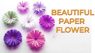 How To Make Paper Origami Flower Fast and instantly in Short time (Eti's etc)