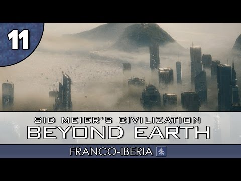 Let's Play Civilization: Beyond Earth - Franco-Iberia - #11