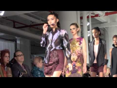 Claire Consigny France presents #FashionWeekBrooklyn @ Industrial Citi