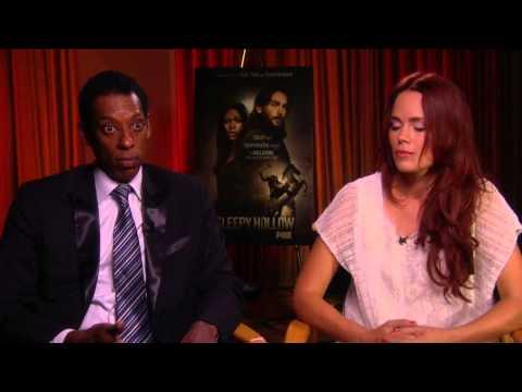 Sleepy Hollow Interview: Orlando Jones and Katia White