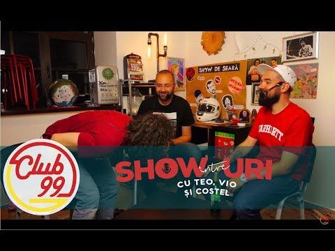 Podcast #182 |Best episode ever | Intre showuri cu Teo Vio si Costel
