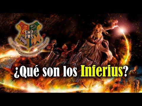¿Qué son los Inferius? (Harry Potter)