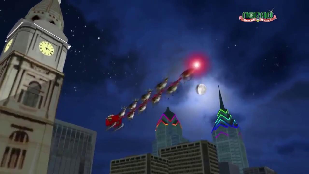NORAD launches 2017 Santa Tracker