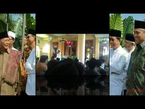 ''Al-Fatihah Untukmu Sang Kyai Pejuang'' cover:SYUBBANUL MUSLIMIN