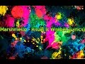 Marshmello - Ritual ft Wrabel (Lyrics)