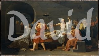 Jacques-Louis David || Neoclassicism  // Franz Liszt - Hungarian Rhapsody No.2