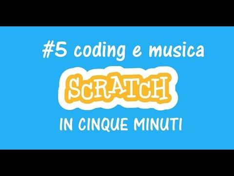 Comporre ritmi e melodie con Scratch Coding a scuola primaria