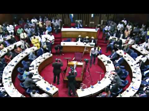 Sierra Leone Parliament About The Free Education Pledge