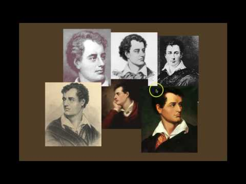 Mrs  Firth's Introduction to Lord Byron