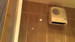 Warwickshire Bathroom Fitters - Small Shower Install