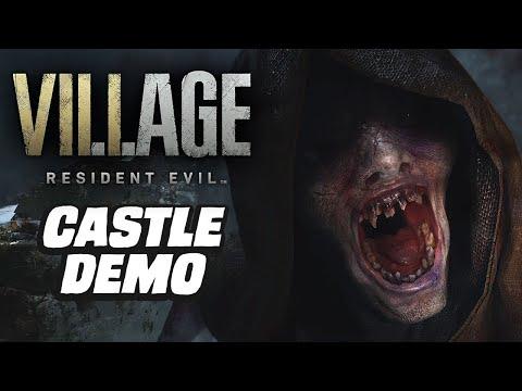 Resident Evil Village | Castle Demo Gameplay (PS5)