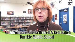 Buerkle Mehlville Oakville Foundation Mini Grant Prize Patrol Gloria Brazell & Keri Raben Thumbnail