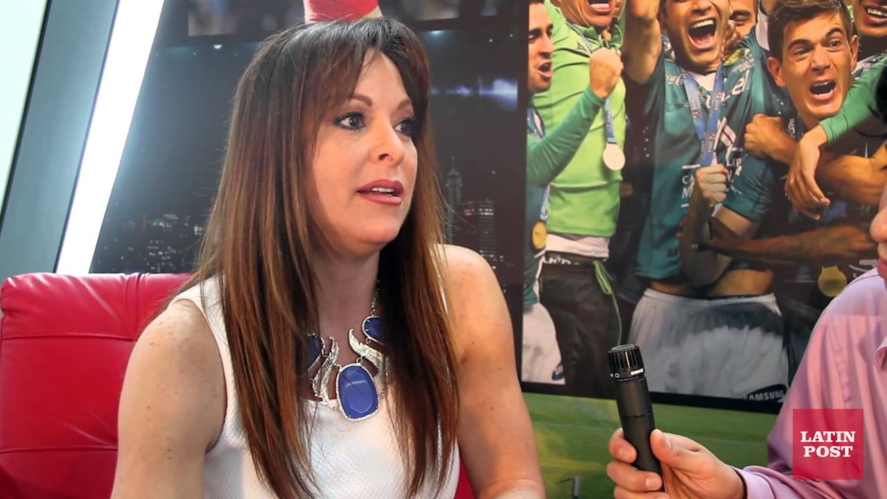 Rosana Franco From Espn Deportes Latin Post One On One Sports