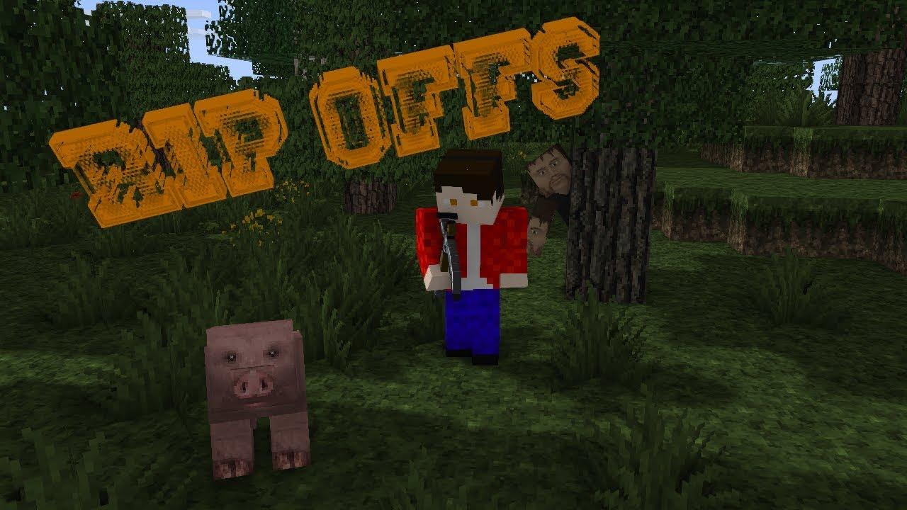 The Worst Minecraft Rip Offs Ever!!!