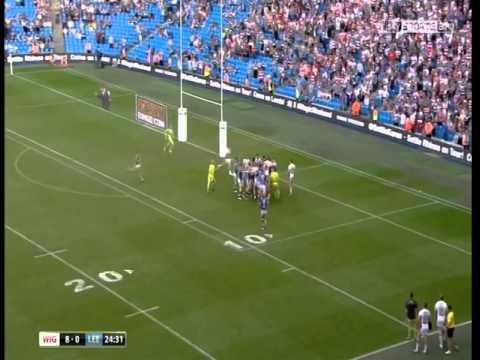 Wigan vs Leeds Magic Weekend Biff