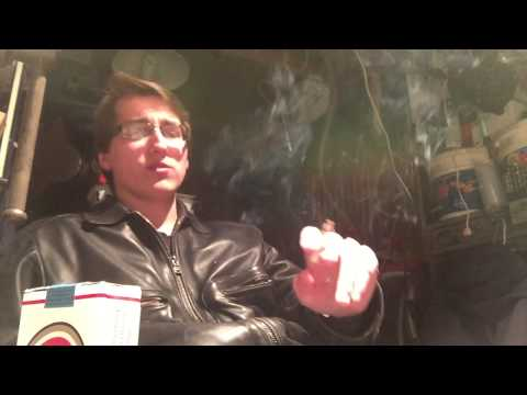 NickTheSmoker - Lucky Strike (Original USA non-filter)